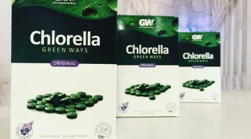 Chlorella – JESTEŚMY DUMNI